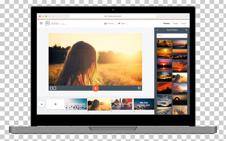 Adobe Spark Video Adobe Systems Video Editing Software PNG.