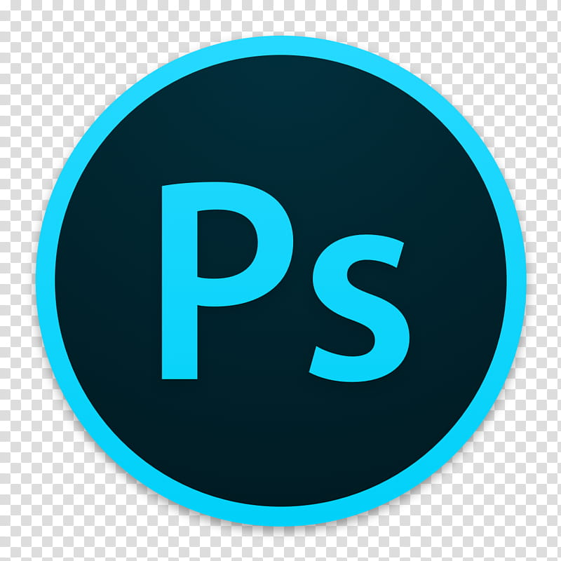 Adobe Suite for macOS, Adobe shop transparent background PNG.