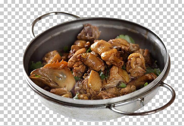 Philippine adobo Chicken Hot pot Recipe, Long March Chicken.