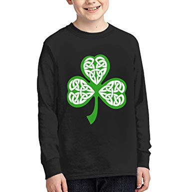 Amazon.com: CERTONGCXTS Adolescent Irish Shamrock Clipart.