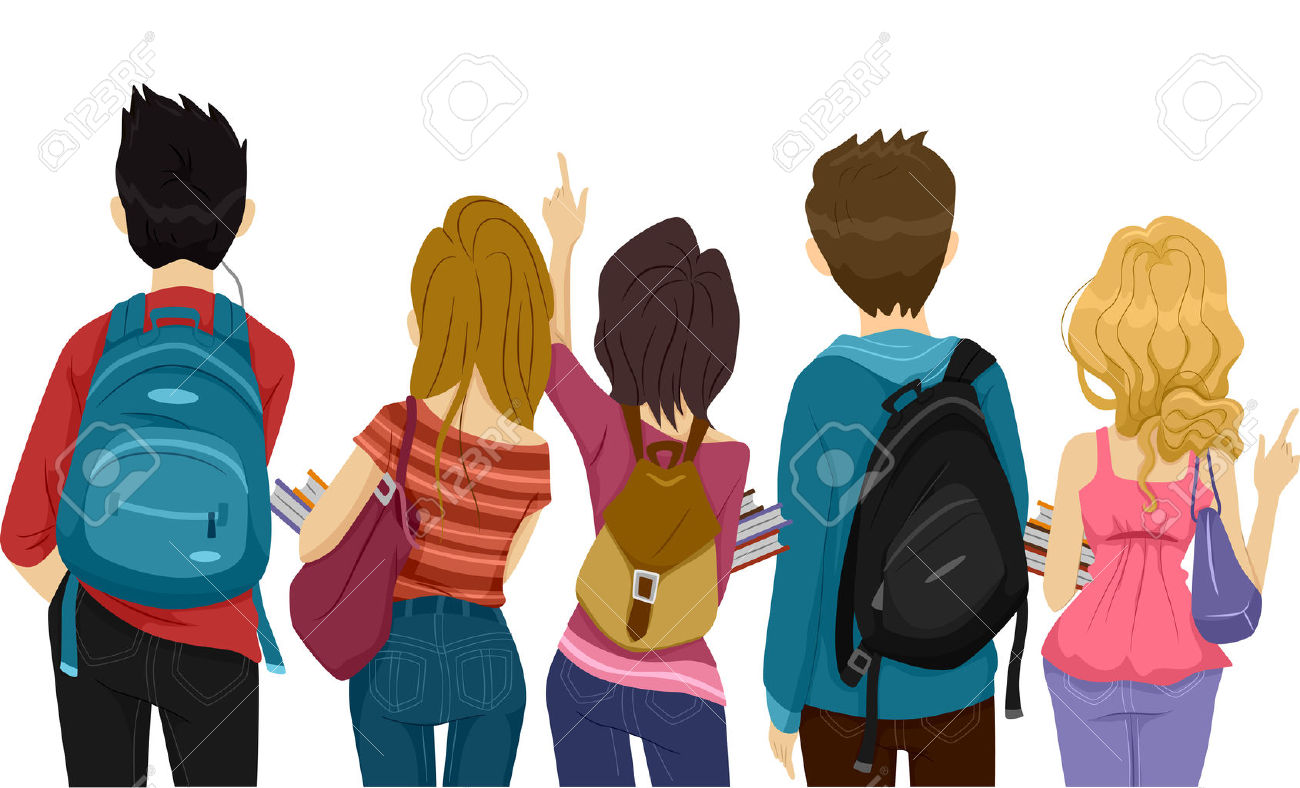 college student clipart free clipground