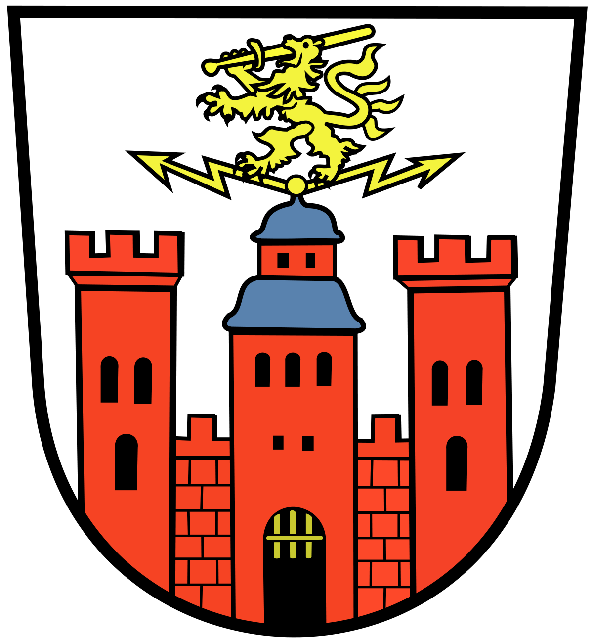 Geschichte der Stadt Pirmasens.
