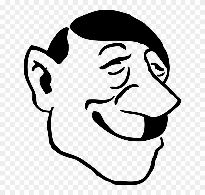Hitler Face Png.