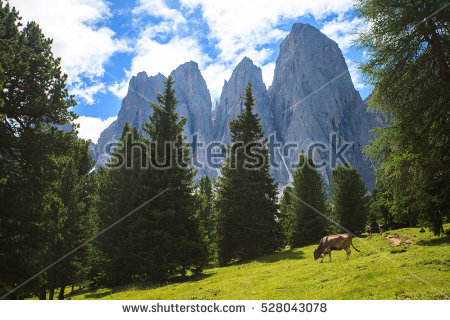 Dolomiti Stock Photos, Royalty.
