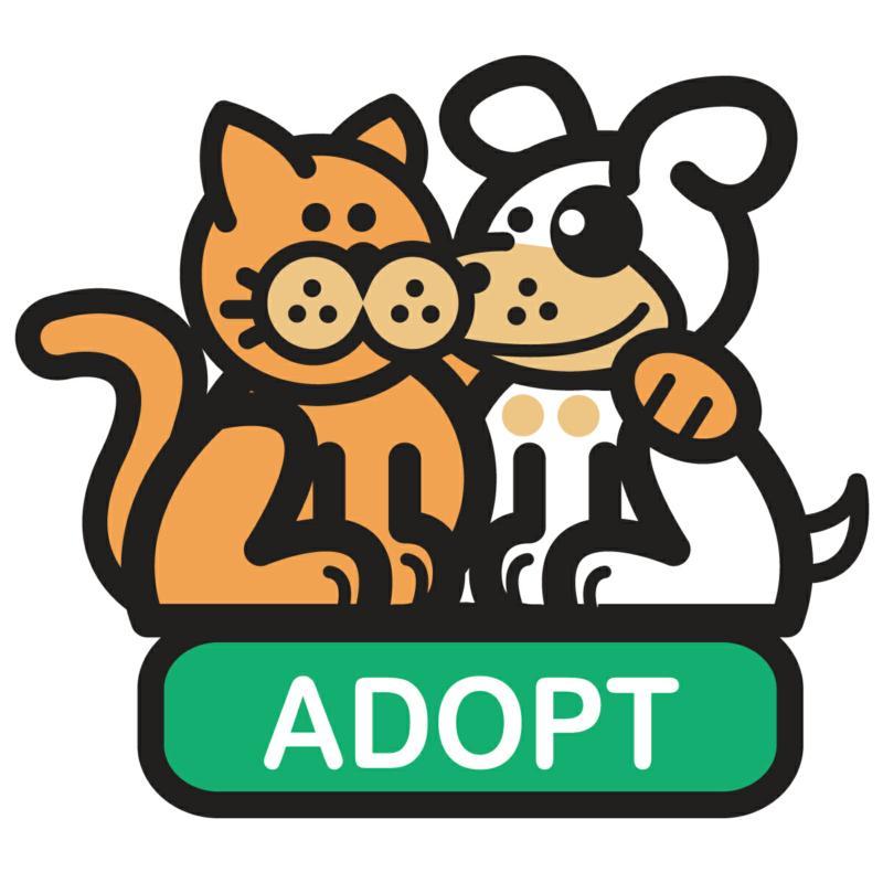 Adopt a pet clipart.