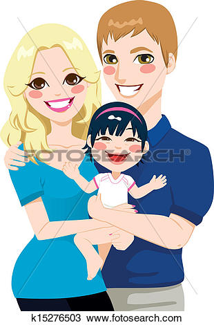 Foster family Clipart and Illustration. 119 foster family clip art.