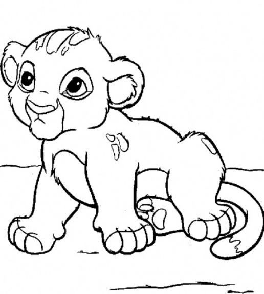 Adorable Animals Clipart Coloring Pages Difficult To Color Clipground