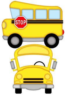 Im Bus Clipart.