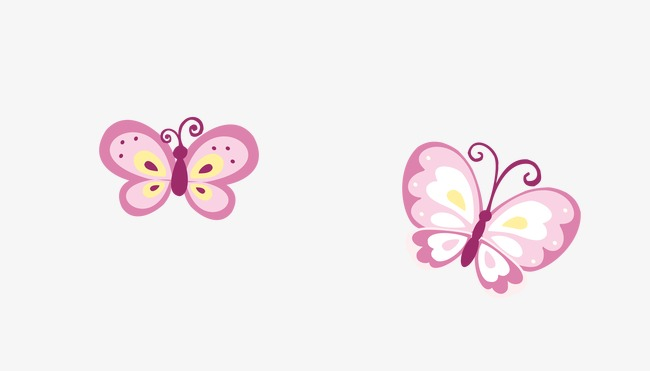 Cute Butterfly Vector at GetDrawings.com.