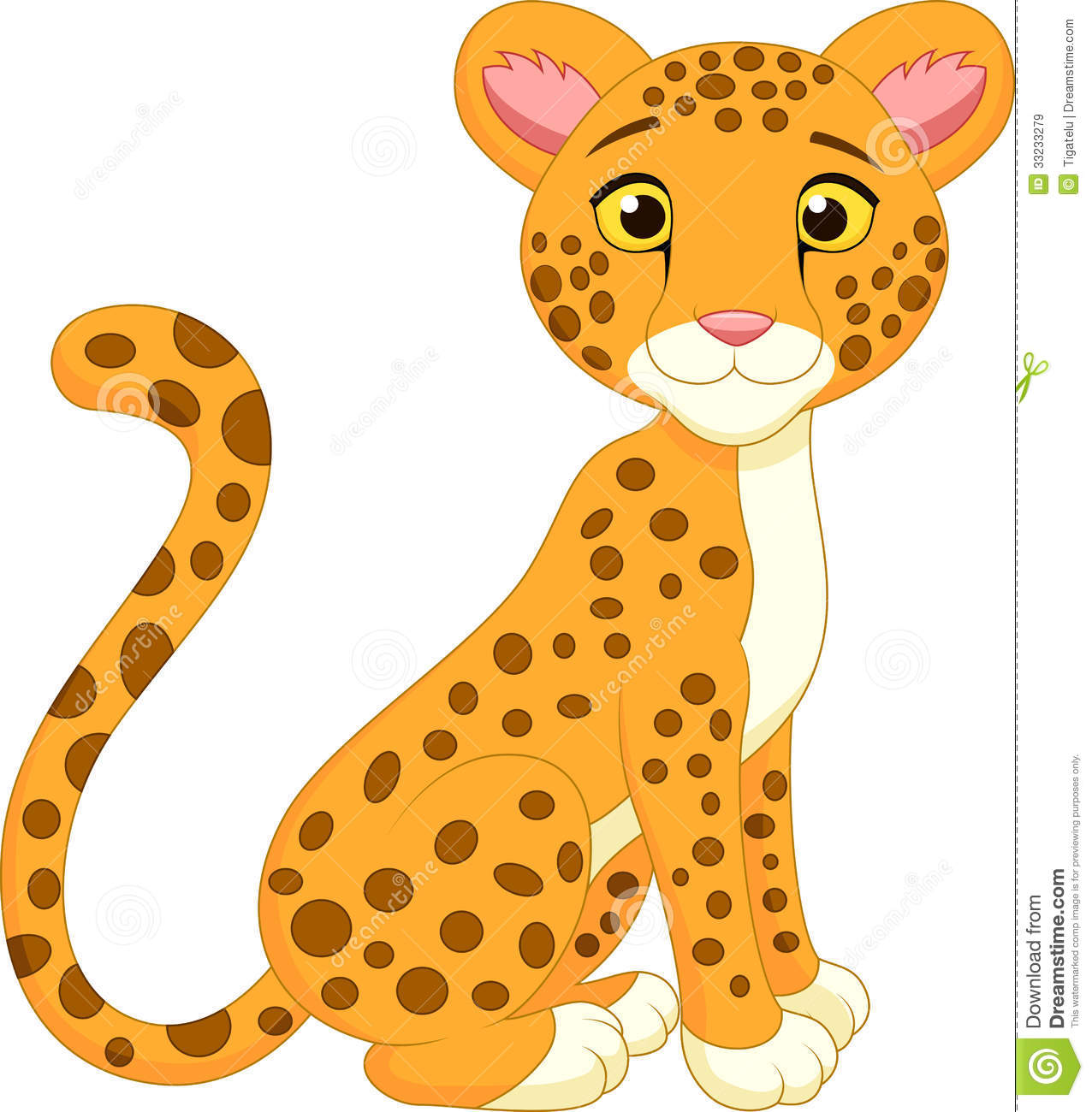 Cute Jaguar Clipart, Download Free Clip Art on Clipart Bay.