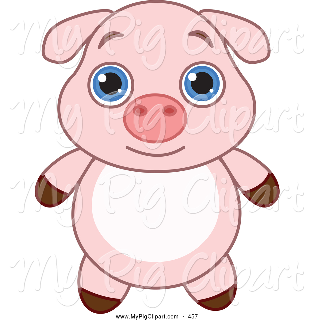 Cute Baby Eyes Clipart.