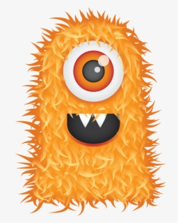 Free Cute Monster Clip Art with No Background.