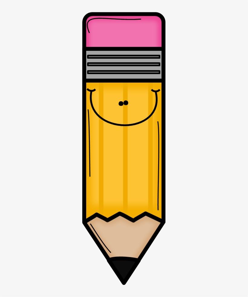 Orange Pencil Clip Art Etiquetas Dibujitos.