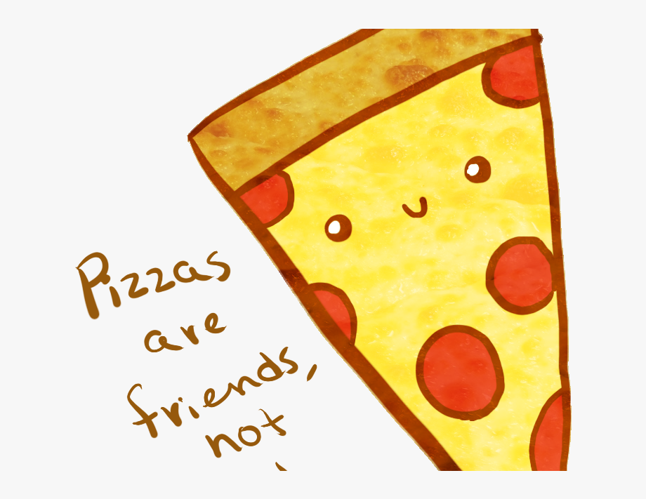 Pizza Drawing Cute.