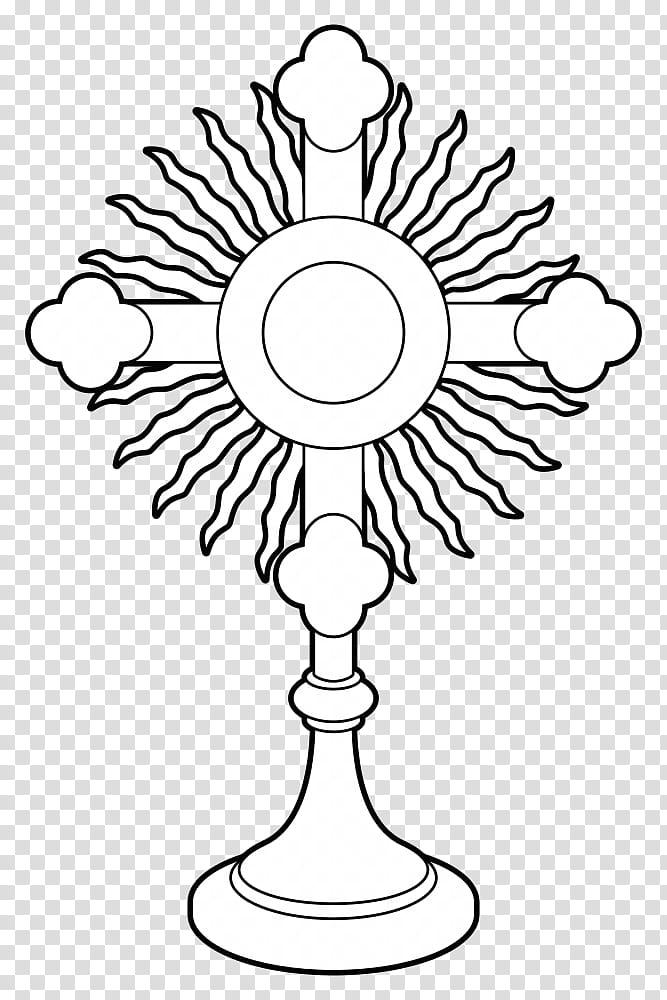 Jesus Monstrance Blessed Sacrament Eucharistic adoration.