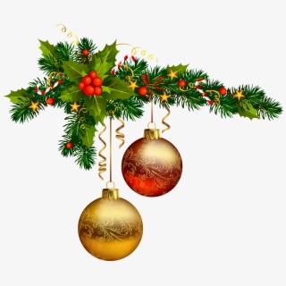 Adornos De Navidad PNG Images.