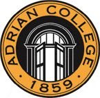 Working at Adrian College.