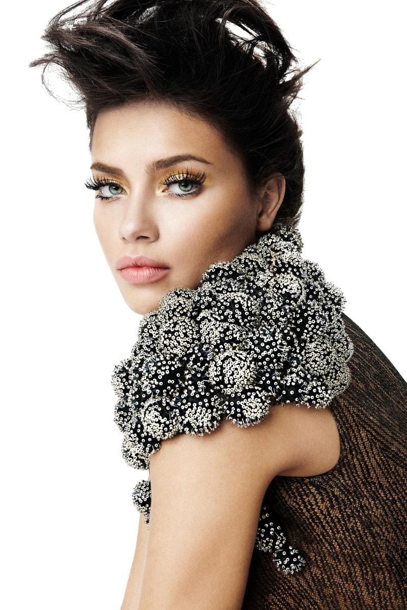 60+ Adriana Lima Clipart.