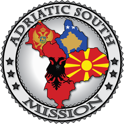 Adriatic South Lds Mission Flag Cutout Map Copy #yMcgU0.