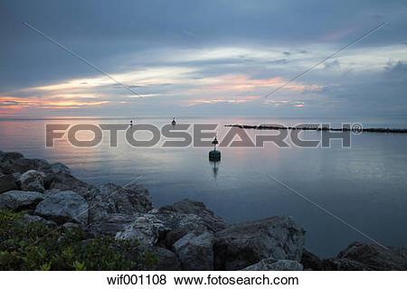 Pictures of Slovenia, Istria, Slovene Littoral, Izola, Adriatic.