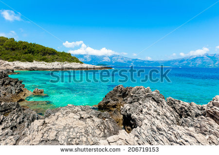 Adriatic Coast Stock Photos, Royalty.