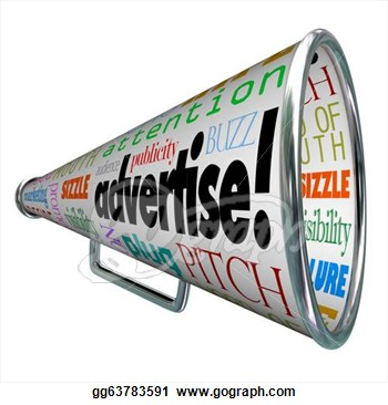Advertising Clipart.
