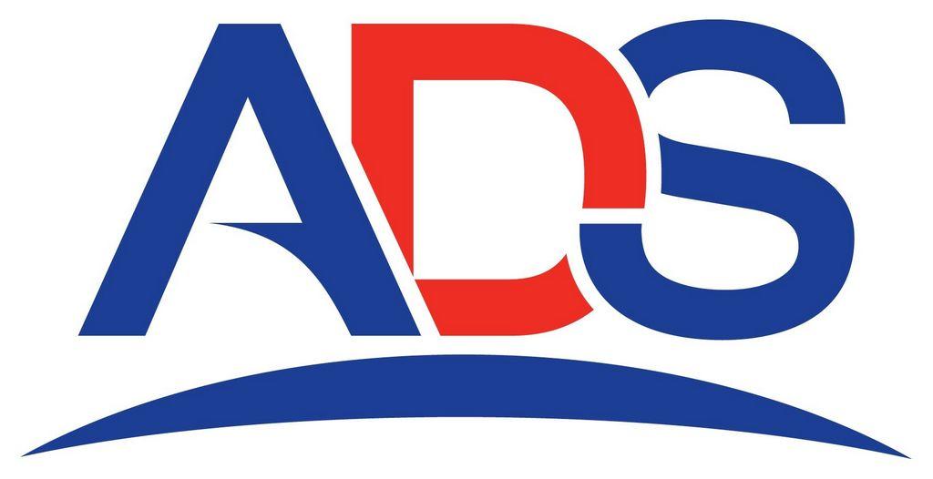 ADS logo.