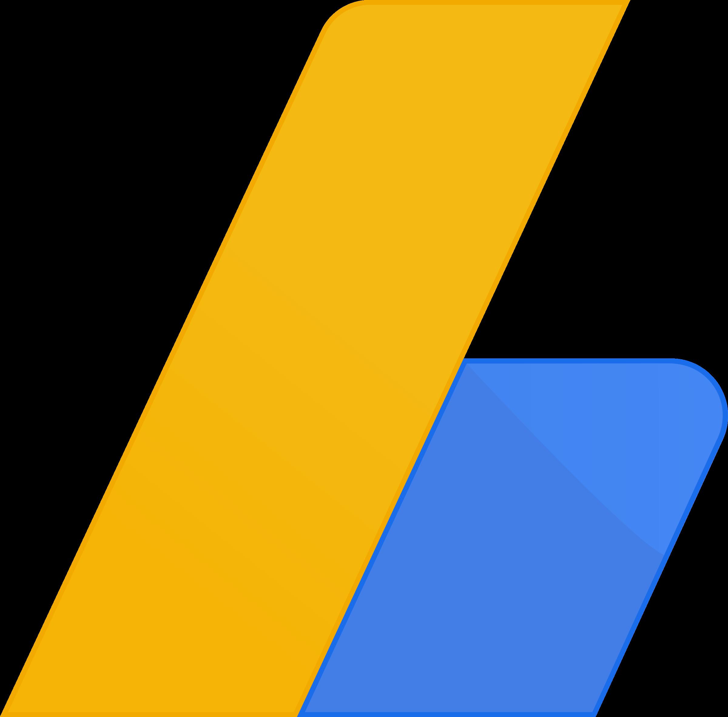 Google AdSense Logo PNG Transparent & SVG Vector.