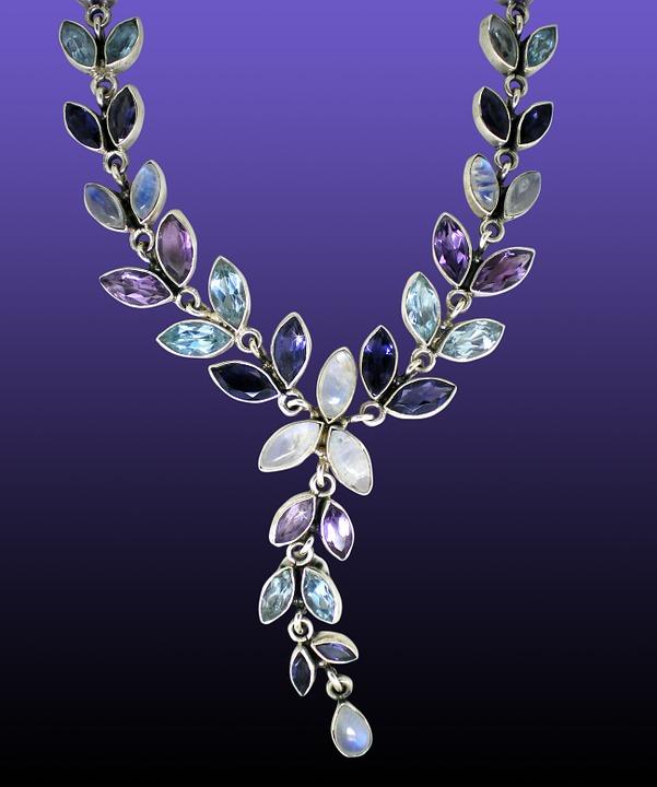 Free photo Citrine Ring Ground Aquamarine Jewellery.