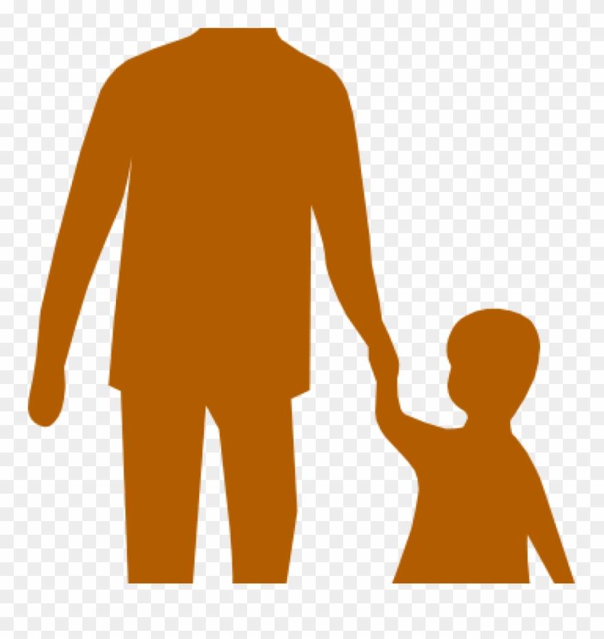 Adult Clipart Purple Adult Child Holding Hands Clip.