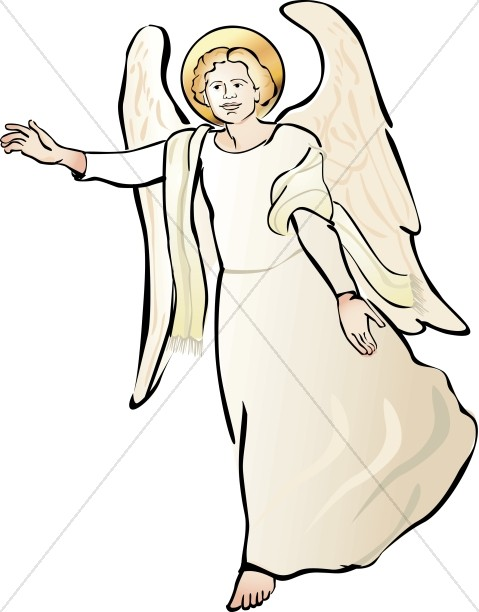 Angels clipart host, Angels host Transparent FREE for.