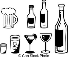 Alcoholic drink Clipart and Stock Illustrations. 13,259 Alcoholic.