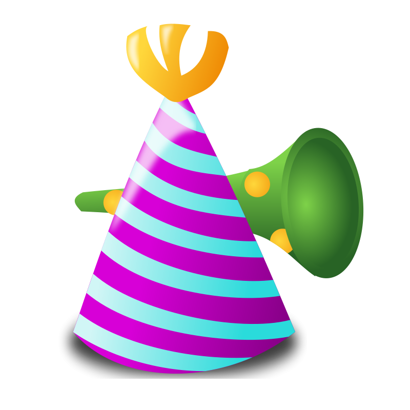 Adult birthday party clip art free clipart images.