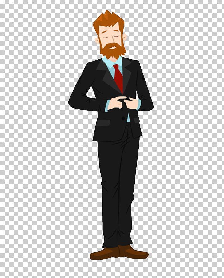 Cartoon Man Illustration PNG, Clipart, Adult, Black.