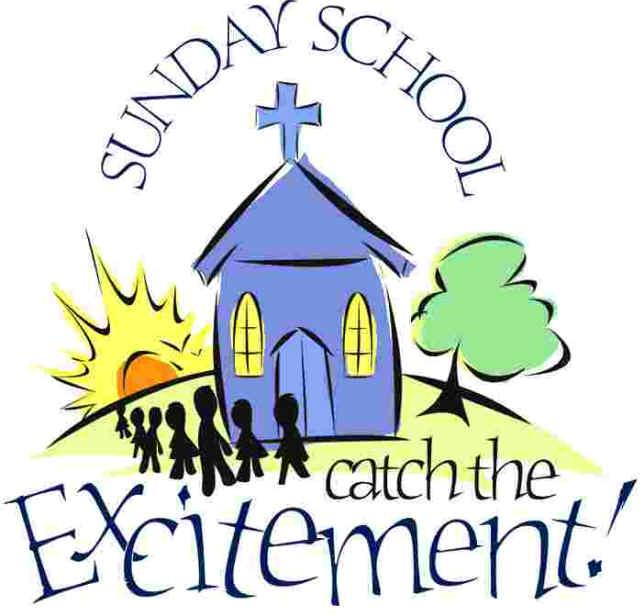 Sunday School and Christian Education.
