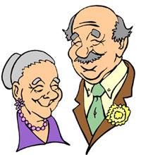 Senior Adult Day Clipart.