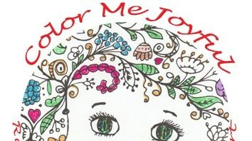 You are invited to the \'Color Me Joyful\' Adult Coloring.