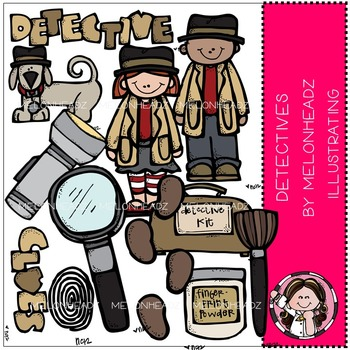 Detective Clipart Worksheets & Teaching Resources.