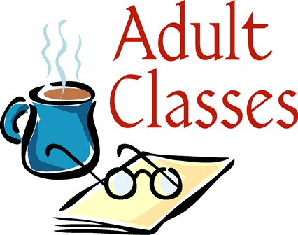 Adult Ed Clipart.