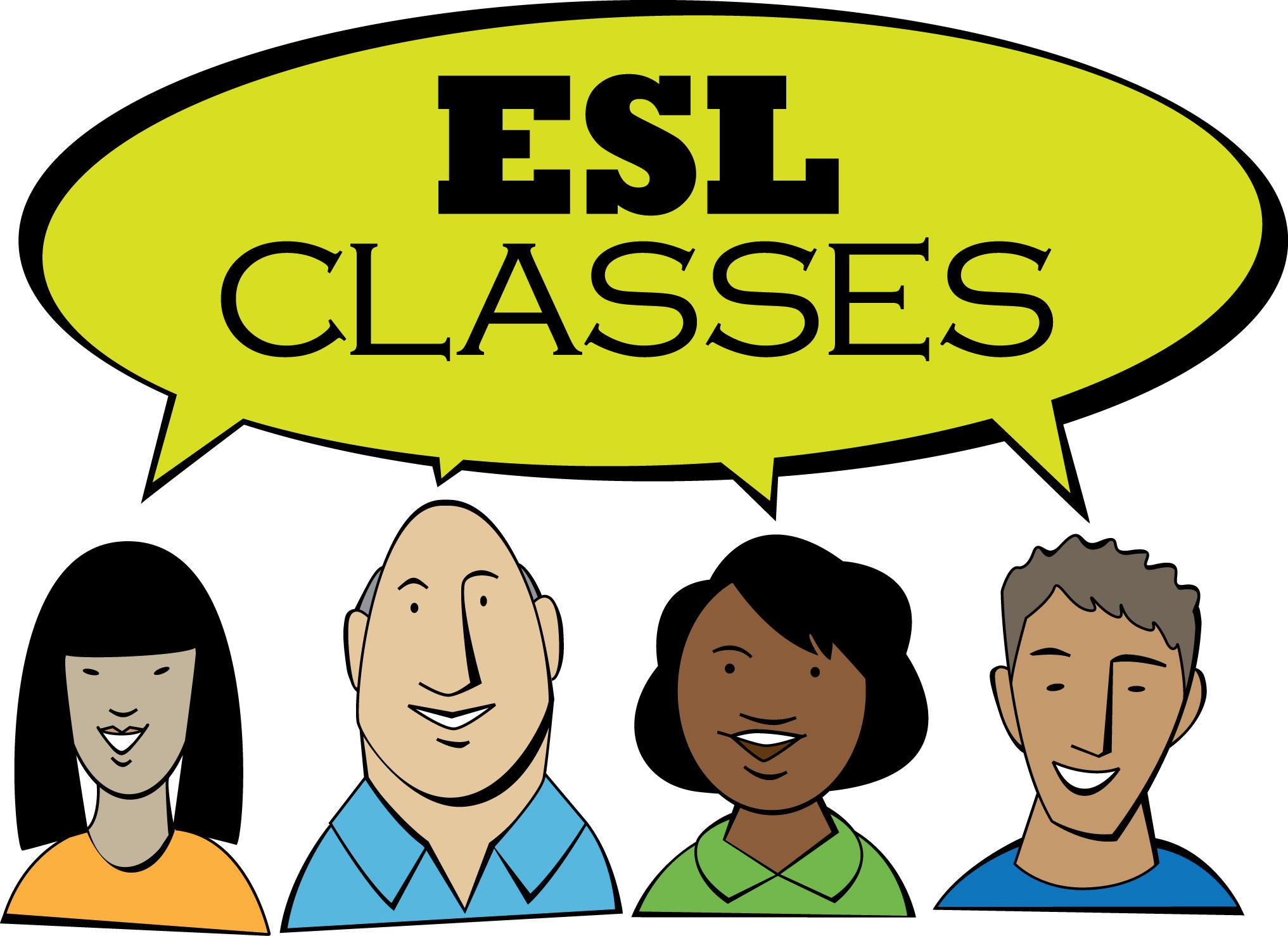 Tuesday ESL Classes at PFC.