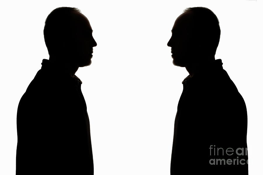 Free Man Side Profile Silhouette, Download Free Clip Art.