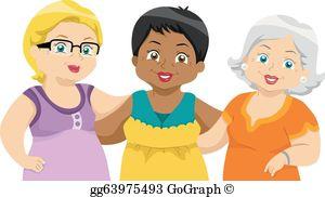 Senior Citizens Clip Art.