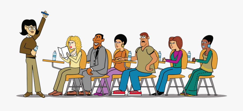 Sit Clipart Student Seat.