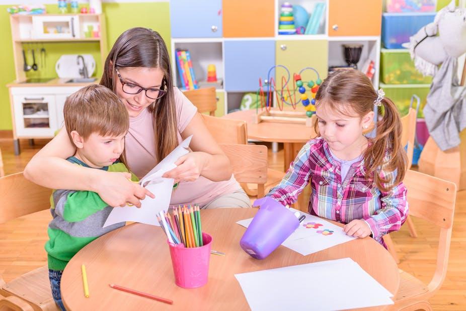Teaching kids 21st century skills early will help prepare.