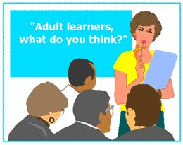 adult learners clipart #9