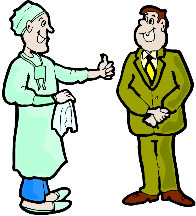 Free Doctor Clipart.