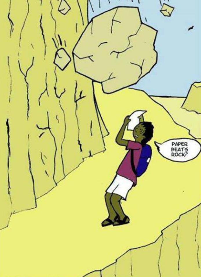 Funny cartoon.