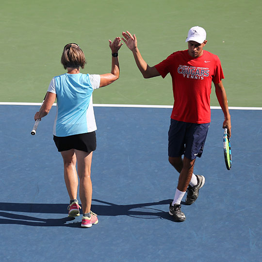 ALTA Mixed Doubles League.
