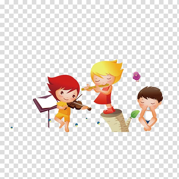 Childrens Day Adult, Kids cartoon show transparent.