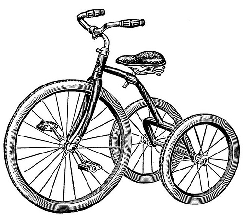 Free Tricycle, Download Free Clip Art, Free Clip Art on.